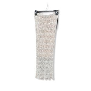 Stone Cold Fox Lace Maxi Skirt